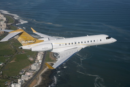 Gobal 5000 Businessjet