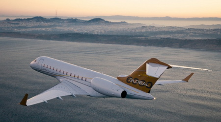 Global 6000 Businessjet